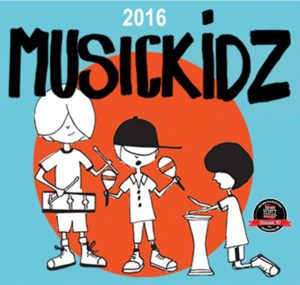 2016 Salem Jazz and Soul Festival MUSIC KIDZ Program