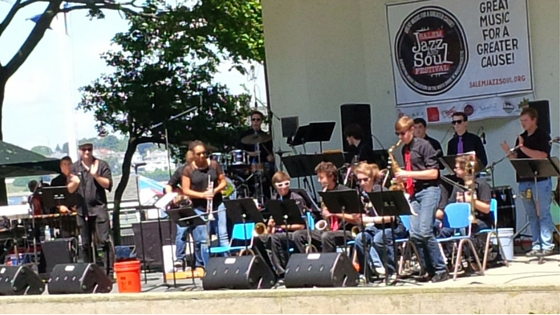 North Shore Jazz Project merges with Salem Jazz and Soul Festival
