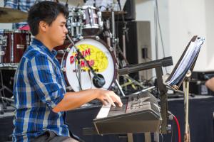 Salem High School Jazz Band