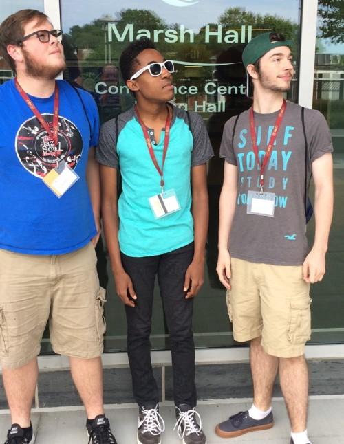 2016 Salem Jazz and Soul Festival Scholarship Recipients