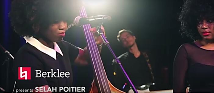 Selah Portier bassist