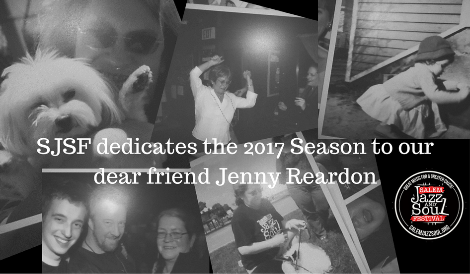SJSF Dedicates 2017 Season to Jenny Reardon